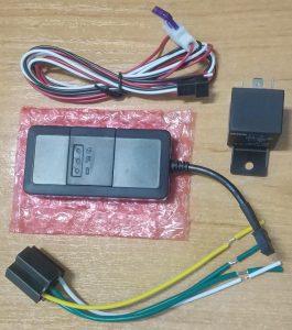 Configure GPS tracker TK110