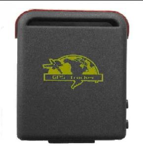 Configure GPS tracker TK104